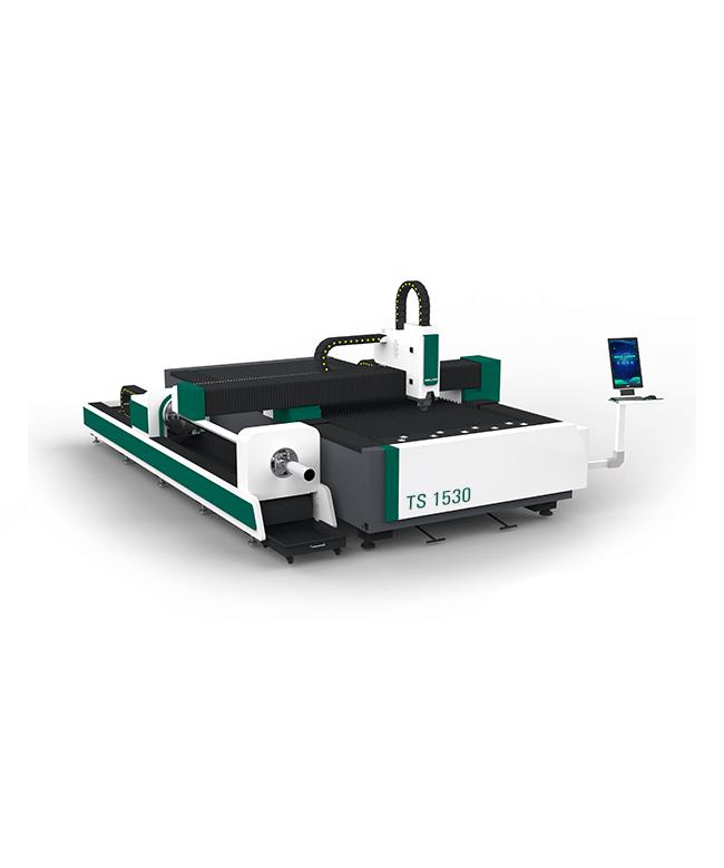 лазерный станок с труборезом ts 1530