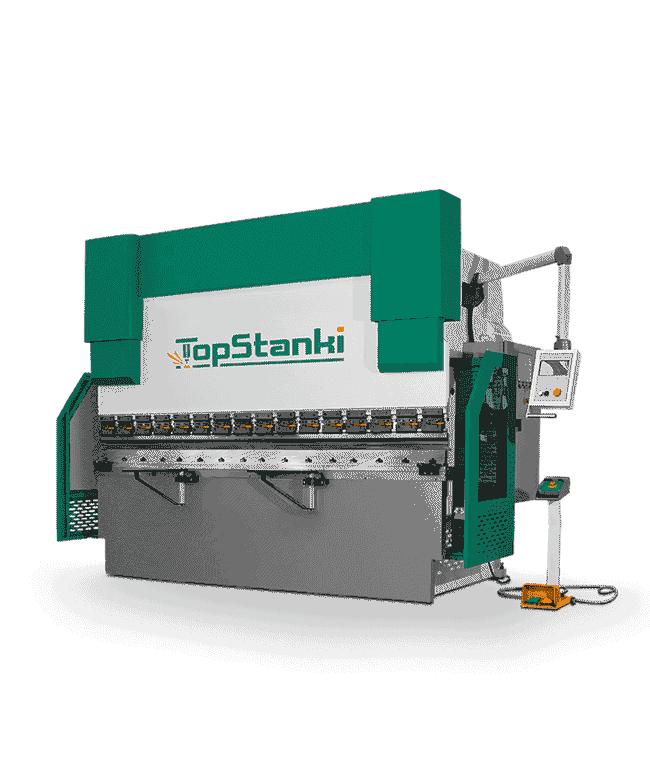 Гидравлический листогибочный пресс TS 63/2500